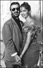 Ringo Starr And His Second Wife Barbara Bach